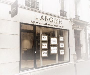 A NEW AGENCY LARGIER